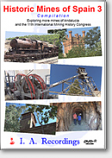 Historic Mines of Spain - Vol.3 ( 2 volumes DVD)