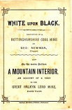 [USED] White Upon Black: Description of a Nottinghamshire Coal Min Mouse over image to zoom White-Upon-Black-Nottinghamshire-Coal-Mine-amp-Great-Halkyn-Lead-Mine-1888 thumbnail 1 White-Upon-Black-Nottinghamshire-Coal-Mine-amp-Great-Halkyn-Lead-Mine-1888 t