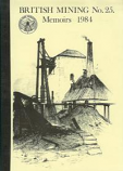[USED] British Mining No 25 - Memoirs 1984