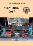 British Mining no 104 - Memoirs 2017