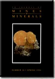 [USED] UK Journal of Mines and Minerals Issue No 16 Spring 1996