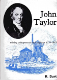 [USED] John Taylor - mining entrepreneur and engineer 1779 - 1863