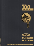 Wolf Safety lamps, 100 Years 1912 - 2012