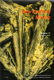 New Zealand Mining  Journal Volume 12 December 1993