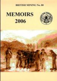 British Mining No 80 - Memoirs 2006 reduced price