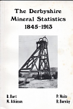 [USED] The Derbyshire Mineral Statistics - Metalliferous and Asscociated Minerals 1845 - 1913