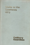 [USED] Guide to the Coalfields 1973