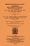 [USED] Memoirs of the Geological Survey Special Reports on The Mineral Resources of Great Britain Volumes XXII The Lead & Zinc Ores of the Lake District  & XXX  Copper Ores of the Midlands, Wales, The Lake District and The Isle of Man
