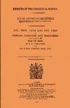 [USED] Memoirs of the Geological Survey Special reports on the mineral resources of Great Britain vol  XXVI - Lead and Zinc Ores of  Durham, Yorkshire and Derbsyhire with notes on the Isle of man