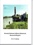 Brandy Bottom Colliery Historical Research Report