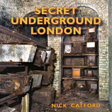 Secret Underground London  (post Free)