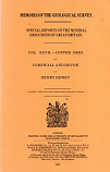 [USED]  Volume XXVII - Copper Ores of Cornwall and Devon