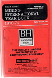 [USED] Mining International Year Book 1973 - 74